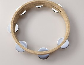 Tambourine 3D