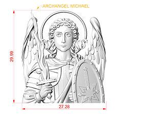 3D print model archangel michael