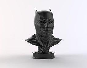 3D print model Batman Statue Batfleck
