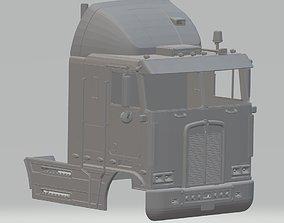 Kenworth K100 Printable Body Cab