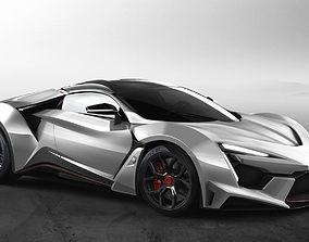 3D model W Motors Fenyr Supersport