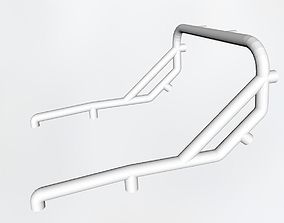 3D print model Roll bar or cage