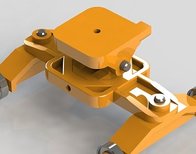 3d Printable Camera Dolly machine