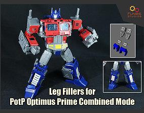 3D print model Gap Fillers for Transformers PotP Optimus 2