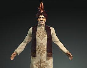 3D rigged PM Narendra Modi