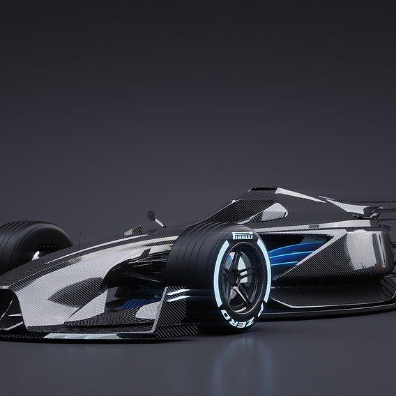 Formula 1 Vision Concept