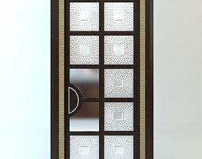 3D model Lobby door 2