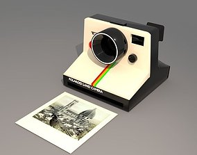 Instamatic Camera 3D model
