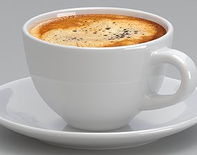 3D Coffee Mug 3