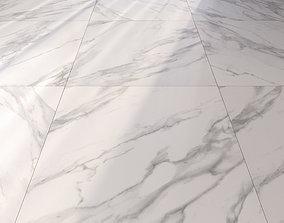 Marble Floor Set 52 3D model