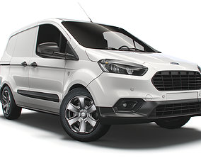Ford Transit Courier Limited 2021 3D