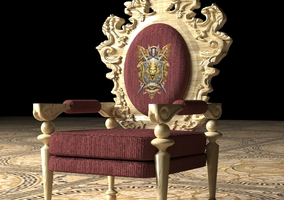 King Throne 6