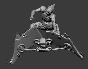 3D printable model Spider-Man Movie Green Goblin