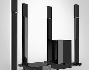 Harman Kardon Home Theater 3D model