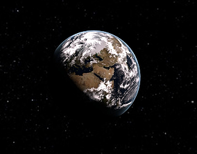 earth science 3D asset