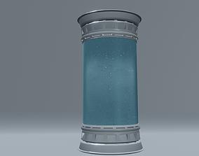 3D asset Star Wars Bacta Tank