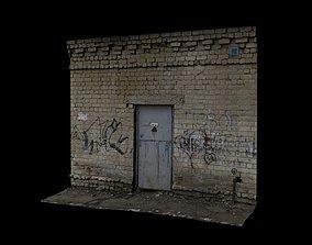 3D Wall Scan 01