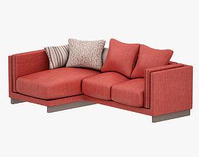 Nockeby L Sofa 3D model