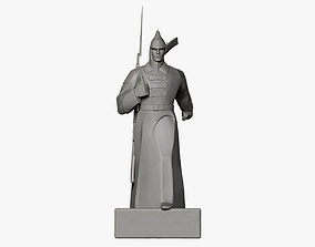 3D print model Red Guard Soldier