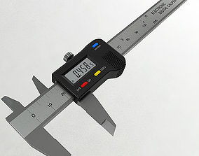 Digital Caliper 3D