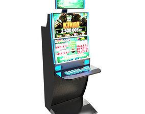 3D model Slot Machine Zitro Kingo