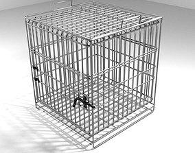 Pet Cage - Type 1 3D model