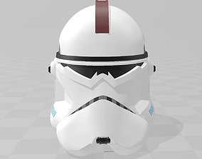 Star Wars A-77 Captain Fordo Phase II 3D printable model 2