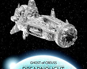 Creuss DREADNOUGHT for Twilight 3D printable model