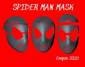 Spiderman MASK helmet v2 3D print model