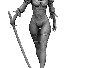B2 Nier Automata 3d Print model