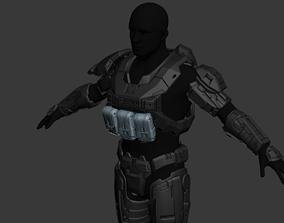 Modular Reach Tactical LRP 3D Print File